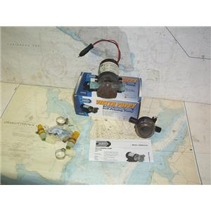 Boaters' Resale Shop of TX 2004 1424.17 JABSCO 18660-0121 WATER PUPPY 12V PUMP