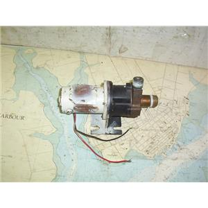 Boaters' Resale Shop of TX 1309 2422.05 CICULATING 12 VOLT MARINE PUMP ONLY