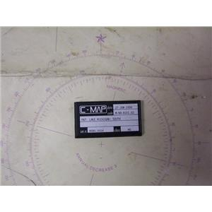 Boaters' Resale Shop of TX 1406 2522.07 C-MAP M-NA-B101.02 ELECTRONIC CHART ONLY