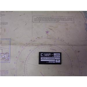 Boaters' Resale Shop of TX 1902 2477.07 C-MAP M-NA-B507.01 ELECTRONIC CHART ONLY