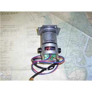 Boaters' Resale Shop of TX 2006 4451.14 RAYTHEON DC GEARED MOTOR M603-408-G