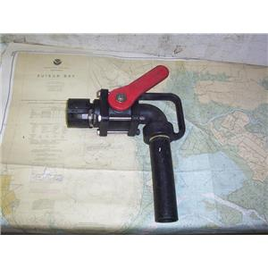 Boaters' Resale Shop of TX 2006 1144.04 BANJO ADAPTER VALVE FOR PUMP OUT