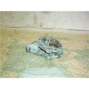"""Boaters' Resale Shop of TX 2006 1277.02 VINTAGE 3-1/4"""" GOOSENECK & MAST BRACKET"""