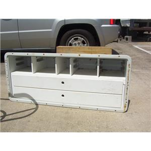 Boaters' Resale Shop of TX 2003 4142.02 CABINET WITH DRAWERS