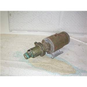 Boaters' Resale Shop of TX 1410 2240.25 GALLEY MAID 107 MOTOR & PUMP ASSEMBLY