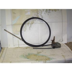 Boaters' Resale Shop of TX 2007 0752.01 TELEFLEX SAFE-T SYSTEM STEERING ASSEMBLY
