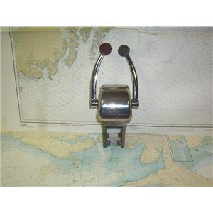 Boaters' Resale Shop of TX 2007 0754.02 DUAL ENGINE LEVER CONTROL ASSEMBLY