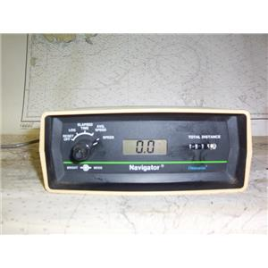 Boaters' Resale Shop of TX 1811 4101.25 DATAMARINE 3200 SPEED/LOG DISPLAY ONLY