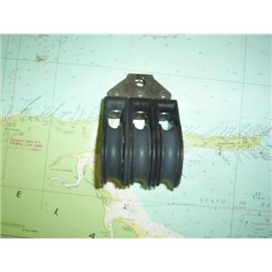 "Boaters' Resale Shop of TX 2003 4144.65 HARKEN TRIPLE BLOCK FOR 7/16"" LINE MAX"
