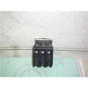 "Boaters' Resale Shop of TX 2003 4144.66 HARKEN TRIPLE BLOCK FOR 7/16"" LINE MAX"