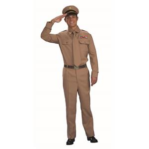 World War II WW2 General Adult Costume