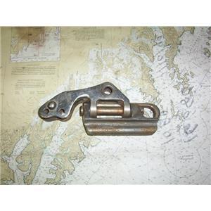 """Boaters' Resale Shop of TX 1810 1755.04 VINTAGE 7"""" SLIDING  GOOSENECK ASSEMBLY"""