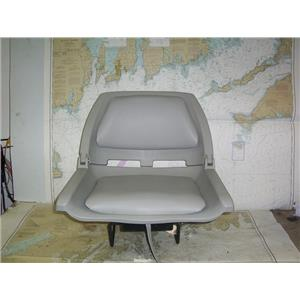 Boaters' Resale Shop of TX 2008 4101.05 ATTWOOD 98391GY FOLDING & SWIVELING SEAT