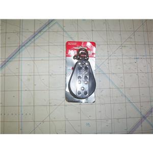 """Boaters' Resale Shop of TX 2008 1524.11 HARKEN 003 DOUBLE BLOCK 2.25"""" (57mm)"""