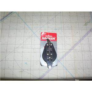 "Boaters' Resale Shop of TX 2008 1524.12 HARKEN 002 SINGLE BLOCK 2.25"" W/ BECKET"