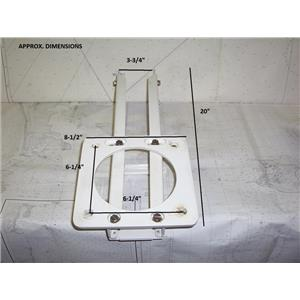 "Boaters' Resale Shop of TX 2009 0527.22 MAST MOUNT 20"" BRACKET WITHOUT MAST FEET"