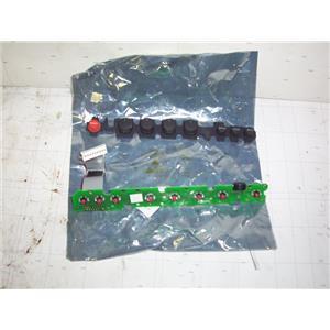 Boaters' Resale Shop of TX 2008 5101.61 RAYMARINE R068-R SL70 LOWER KEY PCB