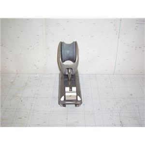 """Boaters' Resale Shop of TX 2009 1421.21 LEWMAR JIB LEAD CAR FOR 1-1/4"""" TRACK"""
