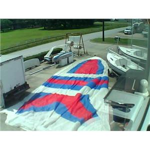 Sobstad Sails Spinnaker w 51-9 Luff from Boaters' Resale Shop of TX 2007 3177.91