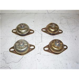 Boaters' Resale Shop of TX 2009 1425.05 ENGINE MOUNTS (SET OF FOUR)