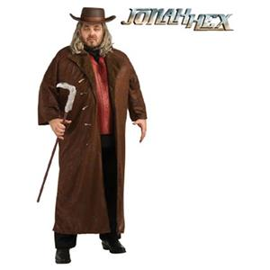 Jonah Hex: Quentin Turnbull Plus Size Adult Costume