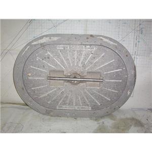 Boaters' Resale Shop Of TX 2009 1445.17 BOMAR ALMAG 35 INSPECTION HATCH