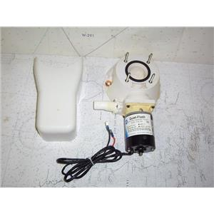 Boaters' Resale Shop of TX 2009 1772.14 JABSCO 37245-7000 QUIET FLUSH PUMP ASSY.