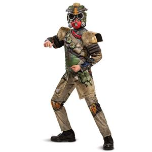 Apex Legends Bloodhound Child Deluxe Costume Large 10-12