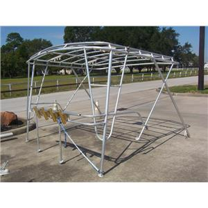 Boaters' Resale Shop of TX 2009 5101.01 FLY BRIDGE RIGID TOP FRAME & CANOPY