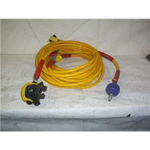 Boaters' Resale Shop of TX 2009 2452.02 BROWNIES THIRD LUNG 55 FT HOSE & OCTOPUS