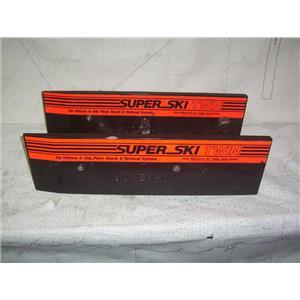 Boaters' Resale Shop of TX 2009 1444.05 SUPER SKI TWIN STARBOARD PLANER BOARDS