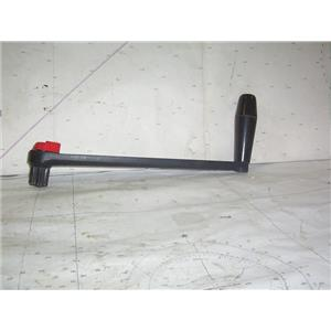 "Boaters' Resale Shop of TX 2009 1751.01 GIBB 11"" LOCKING WINCH HANDLE"