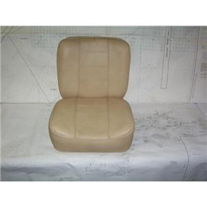 "Boaters' Resale Shop of TX 2010 0744.12 B & M MFG. 15"" x 16"" BOAT SEAT ONLY"