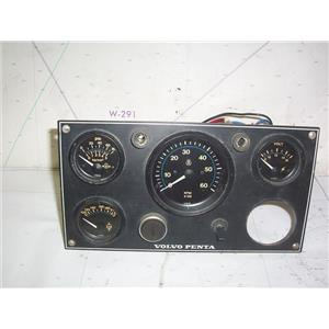 Boaters Resale Shop of TX 2010 0744.27 VOLVO PENTA INSTRUMENT PANEL WITHOUT KEY
