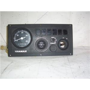 Boaters' Resale Shop of TX 2010 0744.31 YANMAR RPM CONTROL PANEL (NO IGNITION)