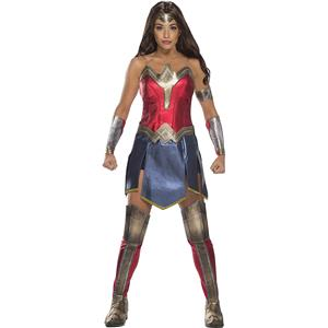 Deluxe Retro 1984 WW84 Wonder Woman Costume Adult Small