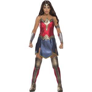Deluxe Retro 1984 WW84 Wonder Woman Costume Adult Medium