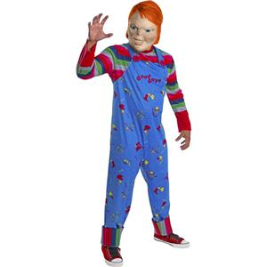 Chucky Doll Adult Costume Child's Play 2 Adult Large