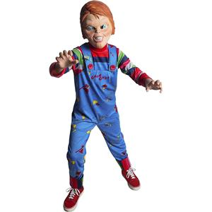 Good Guys Chucky Doll Kid's Costume Child's Play 2 Large