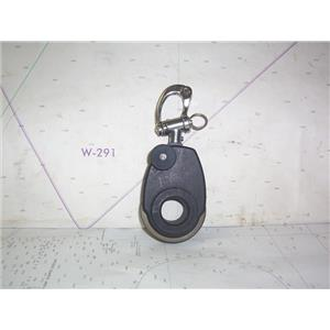 """Boaters' Resale Shop of TX 2010 2551.65 GARHAUER 40SN SNATCH BLOCK FOR 1/2"""" MAX"""