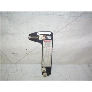 Boaters' Resale Shop of TX 2011 5101.77 LOOS PT-1 PROFESSIONAL TENSION GAUGE