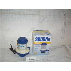 Boaters' Resale Shop of TX 2011 0247.22 SHURFLO 358-001-10 LIVEWELL PUMP 1500