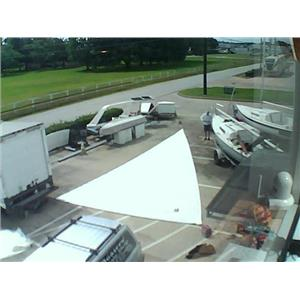 Sobstad RF Jib w Luff 38-1 from Boaters' Resale Shop of TX 2005 1125.92
