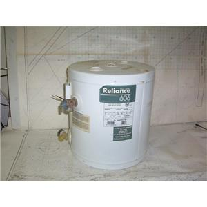 Boaters' Resale Shop of TX 2011 0221.01 RELIANCE 606 SIX GALLON WATER HEATER