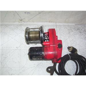 Boaters' Resale Shop of TX 2011 0544.02 ELEC-TRA MATE 600 FISHING REEL ASSEMBLY