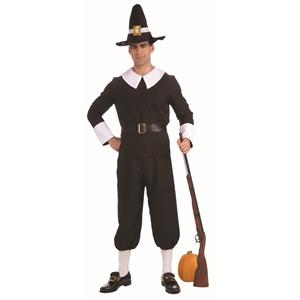 Forum Novelties Plymouth Pilgrim Man Adult Costume