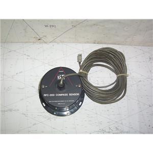 Boaters' Resale Shop of TX 2011 1442.11 KVH RFC-200 HEADING COMPASS SENSOR ONLY