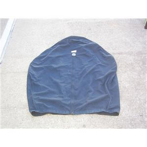 Boaters' Resale Shop of TX 2012 0242.01 NORTH CANVAS NAVY BLUE HELM COVER