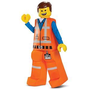 Disguise Emmet Lego  Prestige Costume Large 10-12