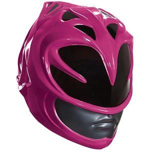 Disguise Power Ranger Pink Helmet, Mask